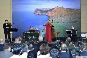 Chiêu đãi dịp Ngày Quốc khánh Nga tại Hà Nội