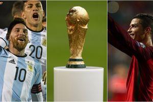 Ronaldo đấu Messi ở World Cup: Hi vọng biết bao nhiêu rồi cũng thành thảm họa