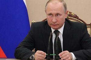 Tổng thống Putin bất ngờ 'trảm' một loạt quan chức cấp cao Điện Kremlin