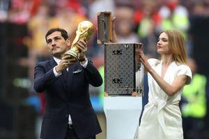 Cúp vàng thế giới đã lộ diện, Lễ khai mạc World Cup 2018 được đặt trong cảnh giác khủng bố