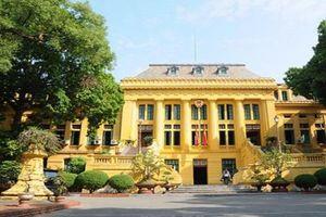 Tòa án nhân dân Tối cao bổ nhiệm cán bộ cấp Vụ sau thi tuyển