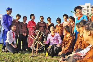 Sẽ tổ chức Liên hoan dân ca ví, giặm cấp liên tỉnh ở Hà Tĩnh