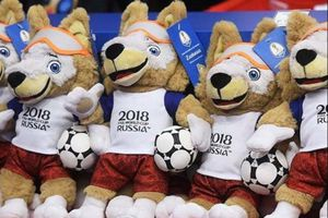 World Cup 2018 bắt đầu