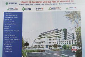 Viết tiếp bài: Nghệ An bịt đường giao thông để xây bệnh viện tư nhân Nghệ An – Bài 2: Thành phố Vinh thiếu đường giao thông hay thiếu bệnh viện?