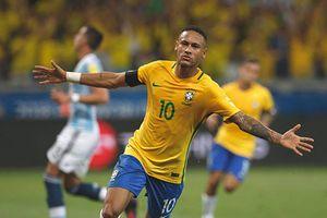 Neymar muốn cùng Brazil 'báo thù' Đức tại World Cup