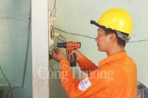 Đà Nẵng: Tăng cường kiểm tra an toàn điện tại các chợ truyền thống