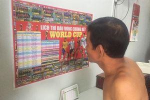 World Cup 'cháy' trong lòng người hâm mộ đất võ