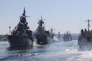 Nga tái khẳng định 100 tàu hiện diện trên toàn thế giới