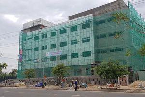 Khẩn trương đẩy nhanh tiến độ xây dựng Trường quốc tế SKY - LINE (Đà Nẵng)
