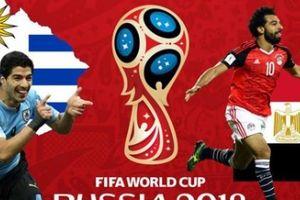19h00 ngày 15/06, Ai Cập vs Uruguay: Liệu cánh én có làm nên mùa xuân?