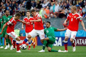 Chủ nhà Nga và bữa tiệc ấn tượng ngày khai màn World Cup 2018