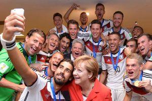 Khi các nhà lãnh đạo trên thế giới cũng 'phát cuồng' vì World Cup
