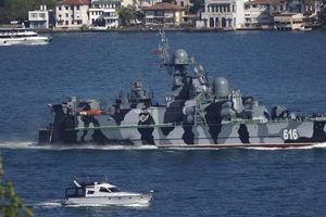 Hải quân Nga hiện diện tại nhiều vùng biển trên thế giới