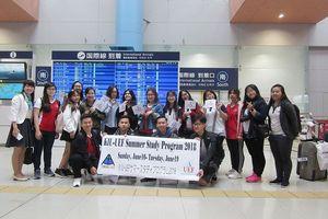 Sinh viên UEF khám phá học kỳ quốc tế tại Nhật Bản