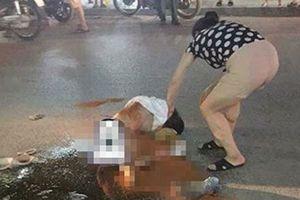 Vụ cô gái bị đổ nước mắm ở Thanh Hóa: Có phải là vụ đánh ghen?