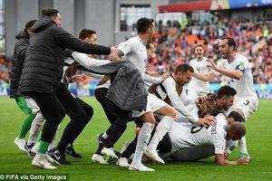 Ai Cập 0-1 Uruguay: Suarez ' tịt ngòi', Gimenez lập công phút 89