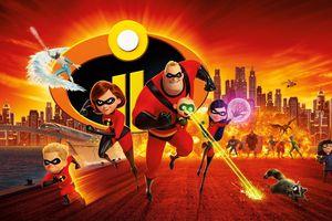 'The Incredibles 2': Hành trình 'siêu cấp' mãn nhãn và trọn vẹn sau 14 năm dài chờ đợi