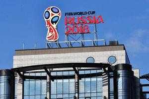 TT Putin tham dự Lễ khai mạc World Cup 2018