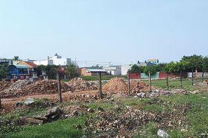 TP.HCM: Loay hoay việc tách thửa, chuyển mục đích sử dụng đất
