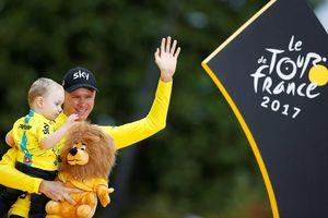 Bao nhiêu tiền thưởng cho nhà vô địch Tour de France 2018?