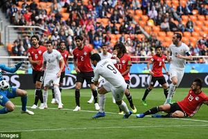 Ai Cập vs Uruguay: Thắng lợi muộn màng