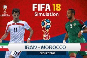Ma-rốc - Iran: Phiên chợ cầu thủ ở Saint Petersburg
