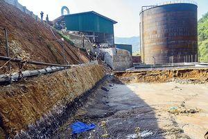 Điện Biên xử phạt nhà máy tinh bột sắn gây ô nhiễm môi trường
