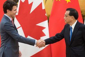 'Thập kỷ vàng' Canada - Trung Quốc gặp khó vì ông Trump