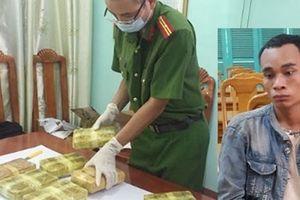 Vác gần 50 nghìn viên ma túy định vượt biên vào Việt Nam