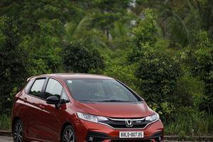 Honda Jazz – Tân binh của hãng xe Nhật đánh bại nhiều đối thủ cùng phân khúc về doanh số