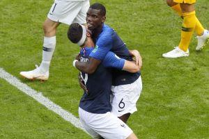 Pogba tỏa sáng Pháp thắng Australia nhọc nhằn