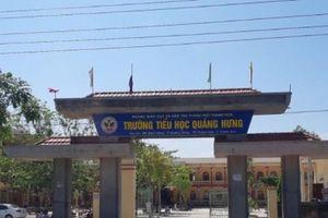 Hiệu trưởng 'giam' học sinh vì không đóng đủ tiền tiếp tục bị tố tham ô tài sản