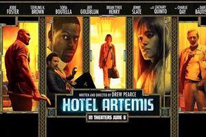 Những bí mật của Hotel Artemis được bật mí trong 'Khách sạn tội phạm'
