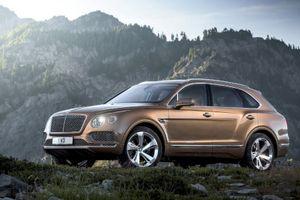 Bentley xác nhận ra mắt siêu tốc độ Bentayga Speed