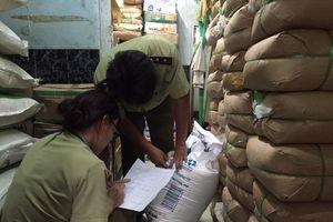 Truy tìm và xử lý nghiêm mặt hàng đường cát nhập lậu