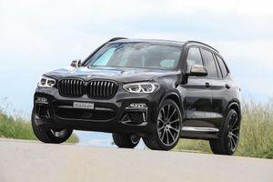 Phiên bản BMW X3 'cực mạnh' từ xưởng độ Dahler