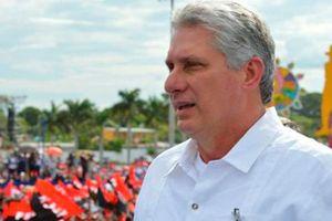 Chủ tịch Cuba hối thúc thế hệ trẻ đóng góp vào phát triển của đất nước