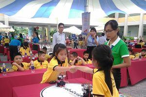 Robot Việt: Sân chơi sáng tạo cho các nhà sáng chế robot nhí
