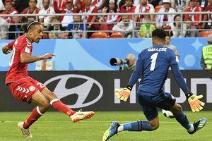 Đan Mạch khởi đầu thuận lợi bằng trận thắng Peru