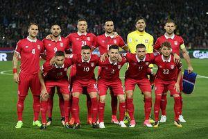 Đội tuyển serbia: Sự hồi sinh nền bóng đá truyền thống hàng đầu thế giới