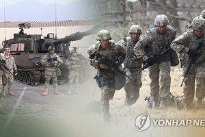 Mỹ - Hàn sắp công bố kế hoạch dừng tập trận chung?