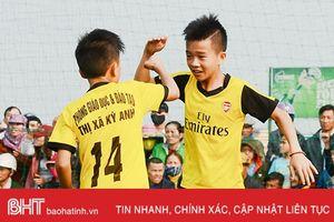 Sông Lam Nghệ An tuyển tài năng bóng đá trẻ