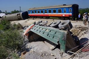 'Lời giải' nào cho 'bài toán' tai nạn đường sắt?