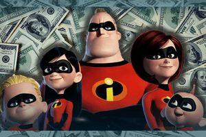 'Incredibles 2' tiếp tục là cái tên bảo chứng cho sự tuyệt vời của xưởng phim hoạt hình huyền thoại Pixar