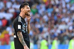 Chấm điểm Argentina - Iceland: Nỗi buồn mang tên Messi