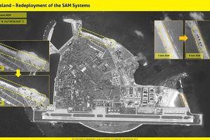 Ảnh vệ tinh: Trung Quốc tái triển khai tên lửa trên Biển Đông