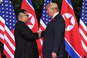 Nhật Bản muốn đàm phán trực tiếp với Triều Tiên