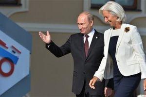 Sao Nga từ chối các tổ chức tài chính quốc tế?