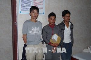 Bắt vụ mua bán, vận chuyển trái phép ma túy đá lớn nhất ở vùng biên Kon Tum