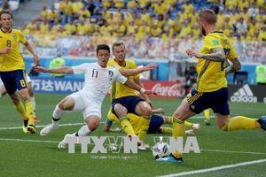WORLD CUP 2018: Thụy Điển hạ Hàn Quốc nhờ công nghệ VAR